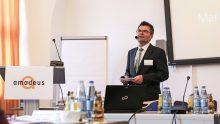 Agenturleiter Fredi Stumpf zeigte in seinem Vortrag den Weg zu einem erfolgreichen Markenaufbau auf